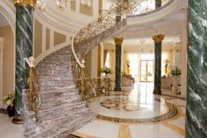 balustradă